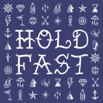 Nakamura - Uncle Knuckles - Hold Fast - Navy