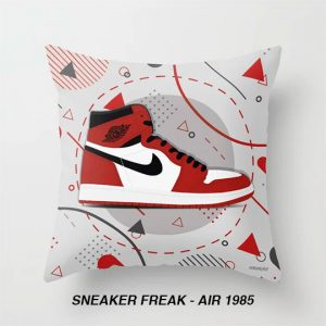 Throw Pillow - Sneaker Freak - Air 1985